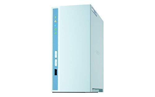 Qnap TS-230 Desktop-NAS-Gehäuse mit 2 Schächten - 2 GB RAM - 1,4-GHz-Quad-Core-Prozessor