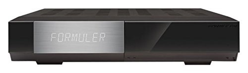 Formuler DBSOBFORF1C F1 Triple-Combo 2X S2 Tuner, 1 x T2 / C-Tuner Full-HD Sat-Receiver