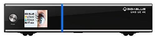 GigaBlue UHD UE 4K Receiver 2x DVB-S2 FBC