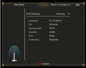 HDMU Image WLan Status