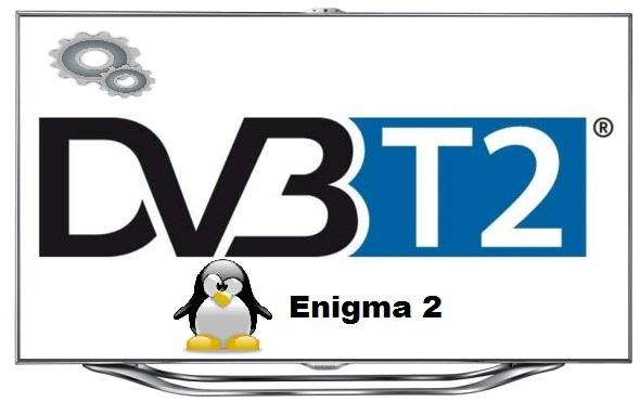 DVB-T2 Logo Einstellungen
