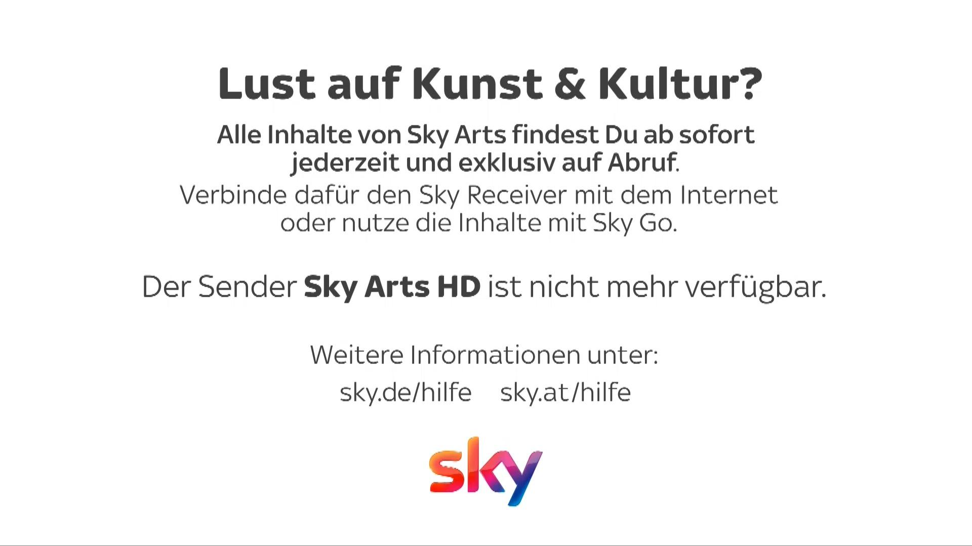 Sky.De Hilfe