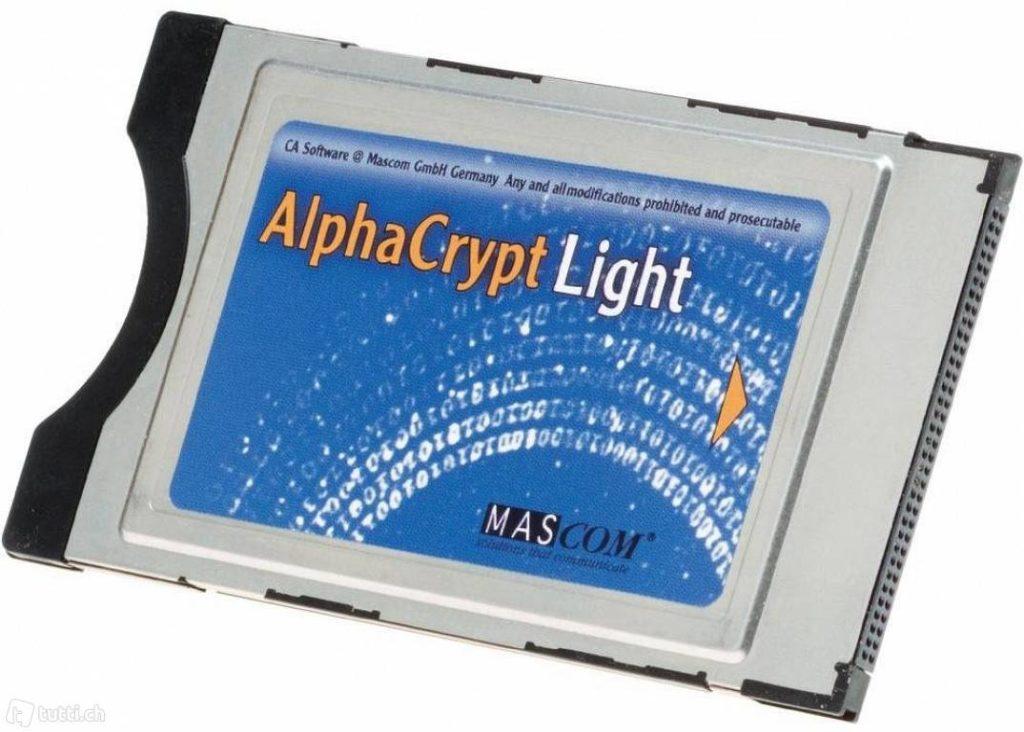 Alphacrypt