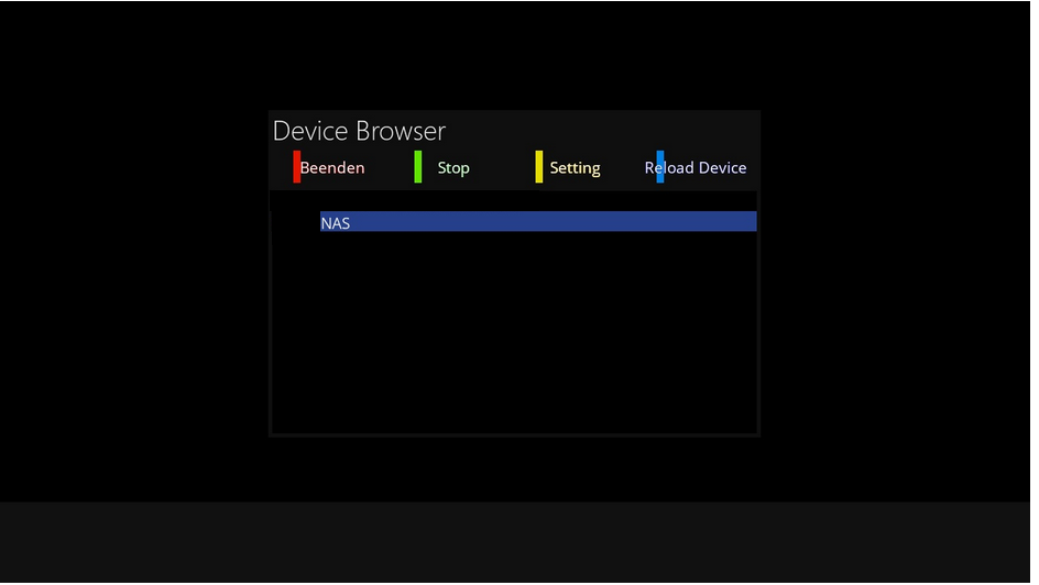 DLNA Browser