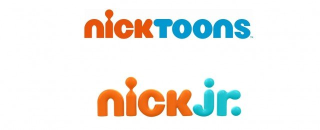 Nicktoons und Nick Jr. Senderlogo
