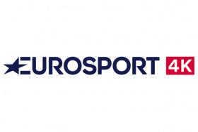 Eurosport 4K Logo
