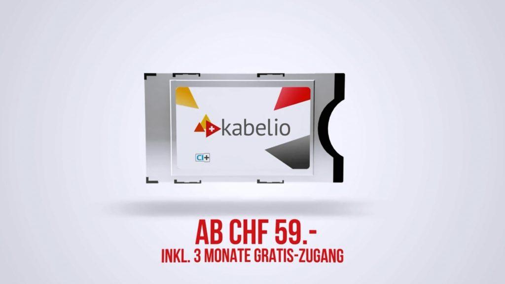 Kabelio Zugangsmodul