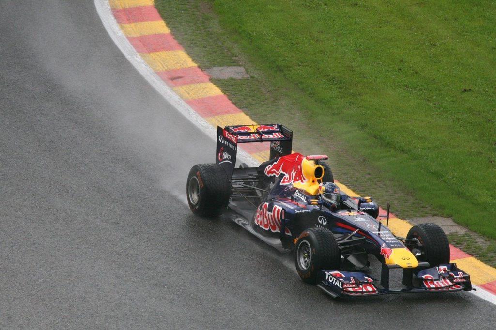 F1 Rennwagen