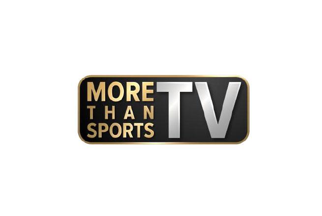 More Than Sports TV Logo
