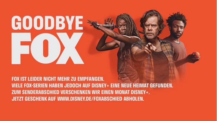FOX Abschied